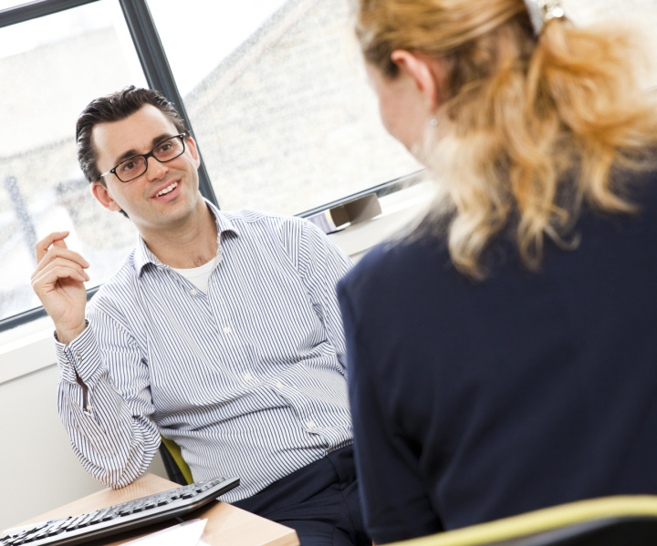 Business English private lessons